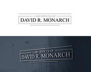 Law Offices of David R. Monarch Logo - Entry #104