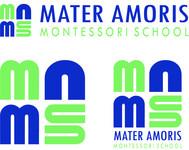 Mater Amoris Montessori School Logo - Entry #411