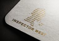 Inspector West Logo - Entry #120