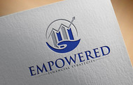 Empowered Financial Strategies Logo - Entry #212