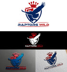 Raptors Wild Logo - Entry #368