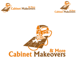 Cabinet Makeovers & More Logo - Entry #141