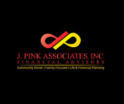 J. Pink Associates, Inc., Financial Advisors Logo - Entry #236