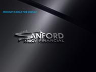 Sanford Krilov Financial       (Sanford is my 1st name & Krilov is my last name) Logo - Entry #643