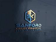 Sanford Krilov Financial       (Sanford is my 1st name & Krilov is my last name) Logo - Entry #268