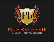 Pandora's Booth Logo - Entry #58