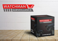 Watchman Surveillance Logo - Entry #265