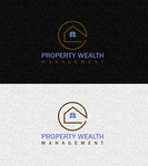 Property Wealth Management Logo - Entry #215