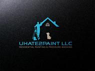 uHate2Paint LLC Logo - Entry #143