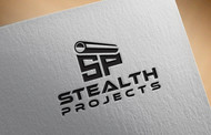 Stealth Projects Logo - Entry #324
