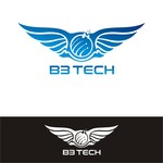 B3 Tech Logo - Entry #208