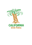 California Style Palms Logo - Entry #13
