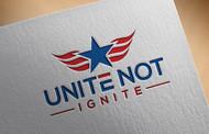 Unite not Ignite Logo - Entry #25