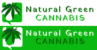 Natural Green Cannabis Logo - Entry #64