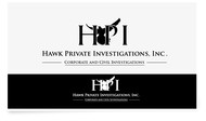 Hawk Private Investigations, Inc. Logo - Entry #11