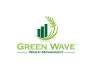 Green Wave Wealth Management Logo - Entry #325