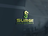 SURGE dance experience Logo - Entry #57