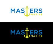 Masters Marine Logo - Entry #65