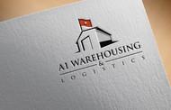 A1 Warehousing & Logistics Logo - Entry #192