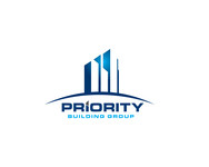 Priority Building Group Logo - Entry #182