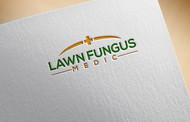 Lawn Fungus Medic Logo - Entry #75