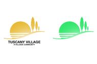 Tuscany Village Logo - Entry #80