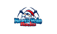 North Pole Rocks Logo - Entry #9