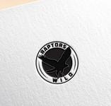 Raptors Wild Logo - Entry #161