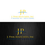 J. Pink Associates, Inc., Financial Advisors Logo - Entry #197