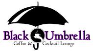 Black umbrella coffee & cocktail lounge Logo - Entry #39