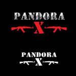 Pandora X Logo - Entry #14