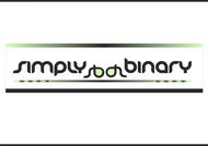 Simply Binary Logo - Entry #29