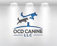 OCD Canine LLC Logo - Entry #177