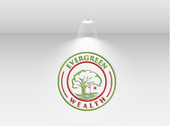 Evergreen Wealth Logo - Entry #97