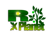 R Planet Logo design - Entry #9