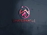 uHate2Paint LLC Logo - Entry #22