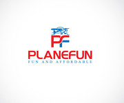 PlaneFun Logo - Entry #75