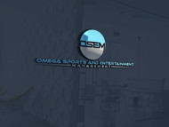 Omega Sports and Entertainment Management (OSEM) Logo - Entry #82