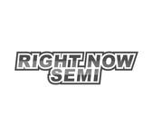 Right Now Semi Logo - Entry #52
