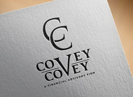 Covey & Covey A Financial Advisory Firm Logo - Entry #226
