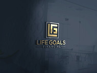 Life Goals Financial Logo - Entry #79