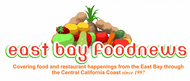 East Bay Foodnews Logo - Entry #40