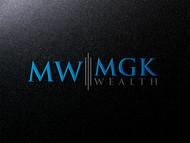 MGK Wealth Logo - Entry #368