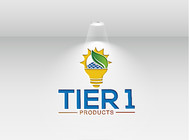 Tier 1 Products Logo - Entry #487