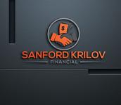 Sanford Krilov Financial       (Sanford is my 1st name & Krilov is my last name) Logo - Entry #492