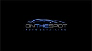 On the Spot Auto Detailing Logo - Entry #125