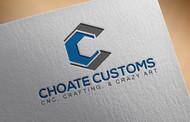 Choate Customs Logo - Entry #474