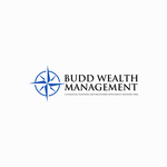 Budd Wealth Management Logo - Entry #467
