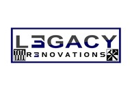 LEGACY RENOVATIONS Logo - Entry #56