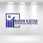 Baker & Eitas Financial Services Logo - Entry #184